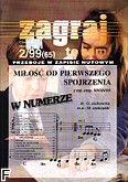 Okładka: , Zagraj to sam 1999/02