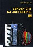 Okładka: Kulpowicz Witold, Szkoła gry na akordeonie