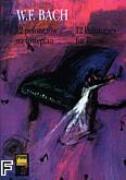 Okładka: Bach Wilhelm Friedemann, 12 polonezów