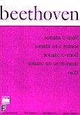 Okładka: Beethoven Ludwig van, Sonata c-moll op.13