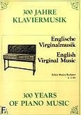 Okładka: Hambalko, English Virginal Music