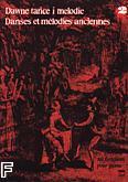 Okładka: Hoffman Jan, Rieger Adam, Dawne tańce i melodie z. 2