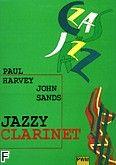 Okładka: Harvey Paul, Sands John, Jazzy clarinet