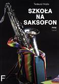 Okładka: Hejda Tadeusz, Szkoła na saksofon