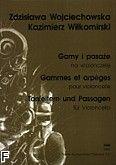 Okładka: Wojciechowska Zdzisława, Wiłkomirski Kazimierz, Gamy i pasaże
