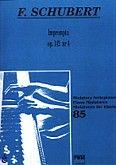 Okładka: Schubert Franz, Impromptu, op. 142 nr 4