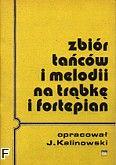 Okładka: Kalinowski Jerzy, Zbiór tańców i melodii na trąbkę i fortepian