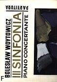 Okładka: Woytowicz Bolesław, III Sinfonia
