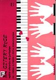 Okładka: Altberg Emma, Romaszkowa Zofia, Na cztery ręce wybór utworów na fortepian (głosy)