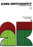 Okładka: Pelczar Tadeusz, Album kontrabasisty z. 2