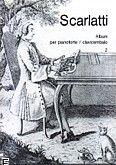 Okładka: Scarlatti Domenico, Album per pianoforte \ clavicembalo z. 2