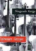 Okładka: Doleżal Wanda, Śpiewające skrzypce, popularne utwory na skrzypce i fortepian z. 3
