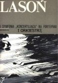 Okładka: Lasoń Aleksander, II Symfonia