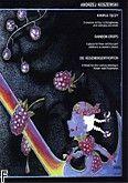Okładka: Koszewski Andrzej, Krople tęczy 8 utworów na 3- i 4-głosowy chór dziecięcy lub żeński (partytura)