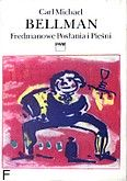Okładka: Bellmann Carl Michael, Fredmanowskie posłania i pieśni