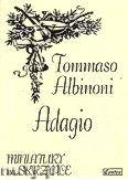 Okładka: Albinoni Tomaso, Adagio