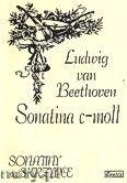Okładka: Beethoven Ludwig van, Sonatina c-moll