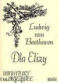 Okładka: Beethoven Ludwig van, Dla Elizy