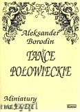 Okładka: Borodin Aleksander, Tańce połowieckie