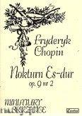 Okładka: Chopin Fryderyk, Nokturn Es-dur op. 9 nr 2