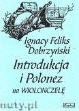 Okładka: Dobrzyński Ignacy Feliks, Introdukcja i Polonez