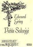 Okładka: Grieg Edward, Pieśń Solvejgi