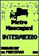 Okładka: Mascagani Pietro, Intermezzo