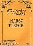 Okładka: Mozart Wolfgang Amadeusz, Marsz turecki KV 331