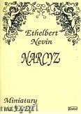 Okładka: Nevin Ethelbert, Narcyz