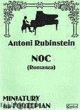 Okładka: Rubinstein Antoni, Noc op. 44 nr 1
