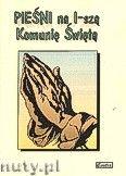Okładka: Zganiacz-Mazur Liliana, Pieśni na 1-szą Komunię Świętą