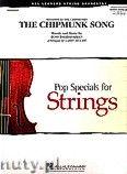 Okładka: Bagdasarian Ross, The Chipmunk Song