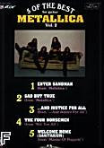Okładka: Metallica, 5 Of The Best Metallica vol. 2