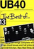 Okładka: UB40, The Best Of ...