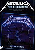 Okładka: Metallica, Ride The Lightning