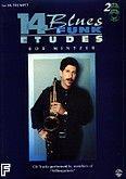 Okładka: , 14 blues & funk etudes z dwoma płytami CD