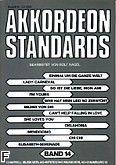 Okładka: , Akkordeon standards 10