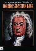 Okładka: Bach Johann Sebastian, The great piano works of