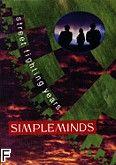 Okładka: Simple Minds, Street fighting years