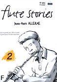 Okładka: Allerme Jean-Marc, Flute Stories, Vol.2