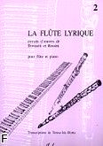 Okładka: Blotta Teresa-Ida, La Flute Lyrique Vol.2