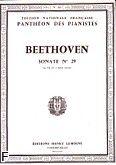 Okładka: Beethoven Ludwig van, Sonate N°29 - B-dur Op.106