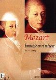 Okładka: Mozart Wolfgang Amadeusz, Fantaisie Nr 3 - Ré min. KV 397 - URTEXT