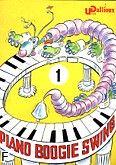 Okładka: Dallioux Ulrich, Piano Boogie Swing Vol. 1