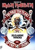 Okładka: Iron Maiden, The First Ten Years