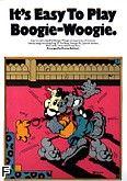 Okładka: , It's easy to play Boogie-Woogie