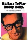 Okładka: , It's easy to play Buddy Holly