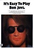 Okładka: , It's easy to play Bon Jovi