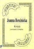 Okładka: Bereźnicka Joanna, Kolędy cz. 1 na klarnet i fortepian