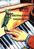 Okładka: Obijalska Dorota, Wawruk Marcin, Skrzypiące nutki na skrzypce i fortepian